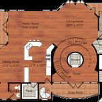Mallory second floor rendering