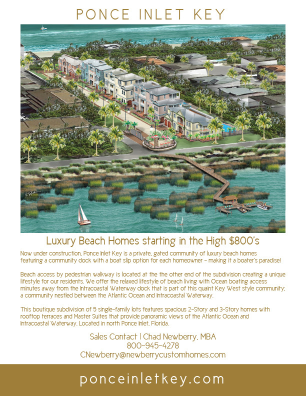 Ponce Inlet Key Community flyer